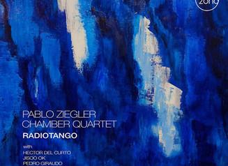 Pablo Ziegler Chamber Quartet, Radiotango | The Vinyl Anachronist