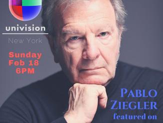 'Acá entre nos': Una charla con Pablo Ziegler, ganador del GRAMMY al mejor álbum jazz latino