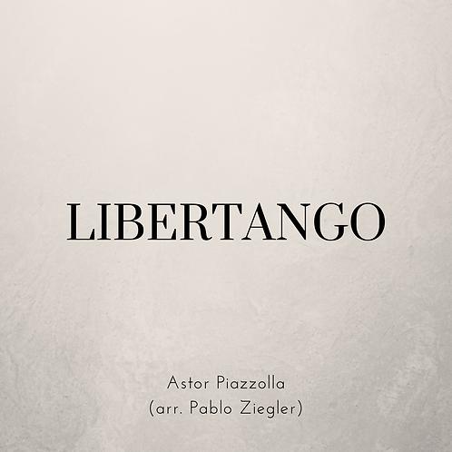 Libertango (Piazzolla) - Two Pianos