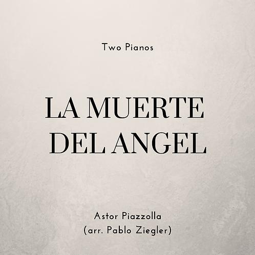 La Muerte del Angel - Two Pianos