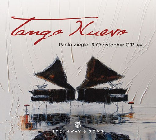 """Tango Nuevo"""" is chosen for CDs to celebrate the Christmas"""