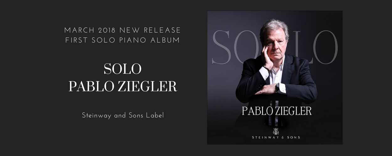 Pablo Ziegler Solo Steinway