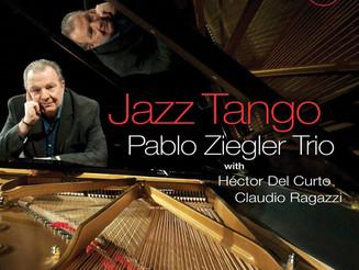 Lemezpolc kritika: Ziegler, Pablo - Jazz Tango (Hungarian)
