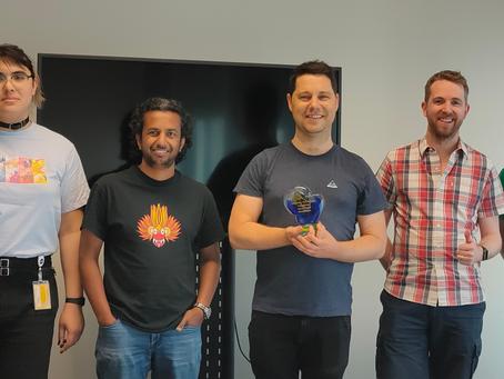 HEO wins Australian Space Agency sponsored award