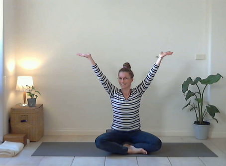 How to create a YOGA SPACE even in the smallest home