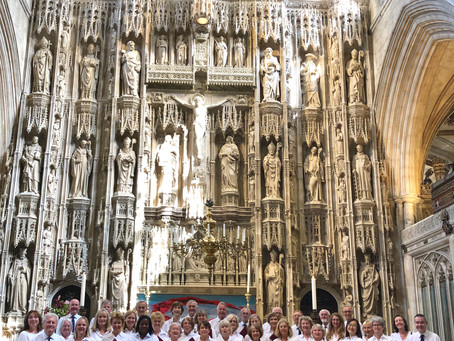 25 years of cathedral residencies