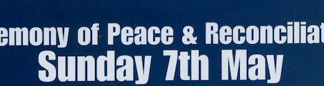 Memories of singing for Peace in 1995