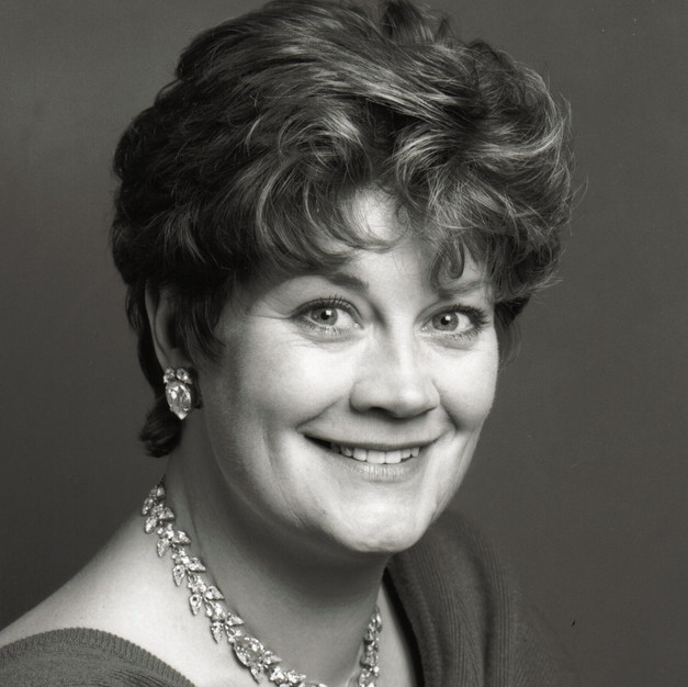 Yvonne Howard, one of the soloists who has regularly performed with us
