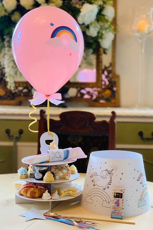Little One's Luxury Afternoon Tea (Sunday 14th March)
