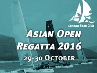 LBC Asian Open Regatta - what a weekend