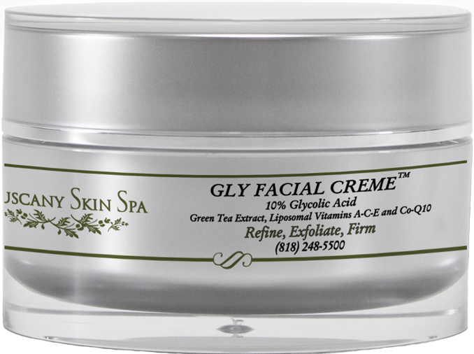 Gly Facial Creme 10%