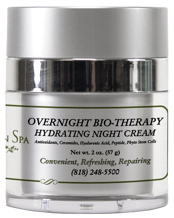 Overnight Biotherapy hydrating night cre