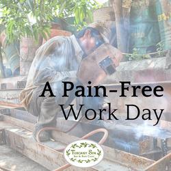 pain free work day