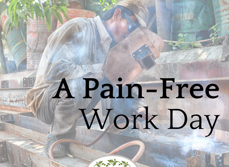 A pain free workday