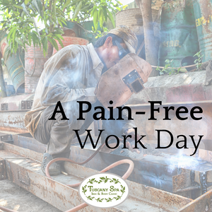 A pain free work day for the welder.