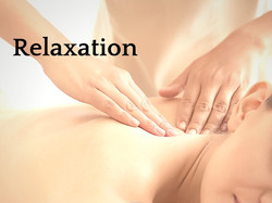 relaxation neck massage