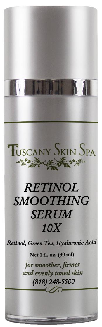Retinol Smoothing Serum 10X