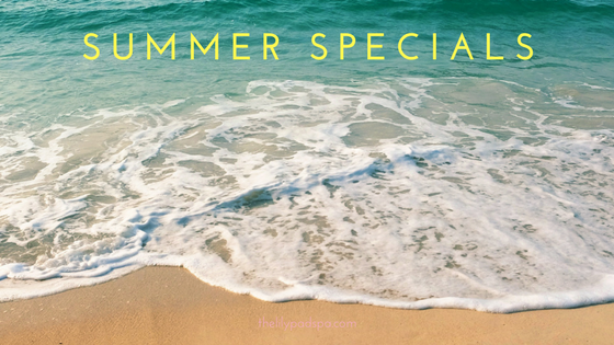 Summer Special Stay-cation