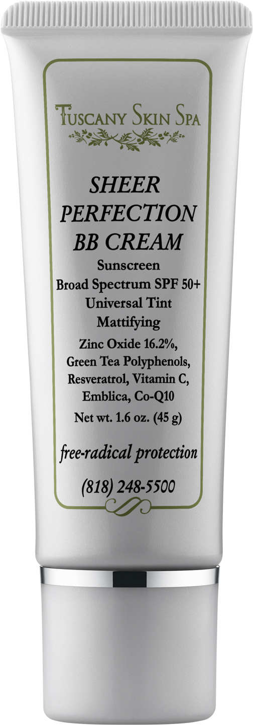 Sheer Perfection BB Cream spf 50