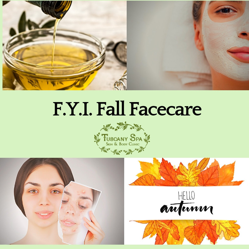 Fall face care tips
