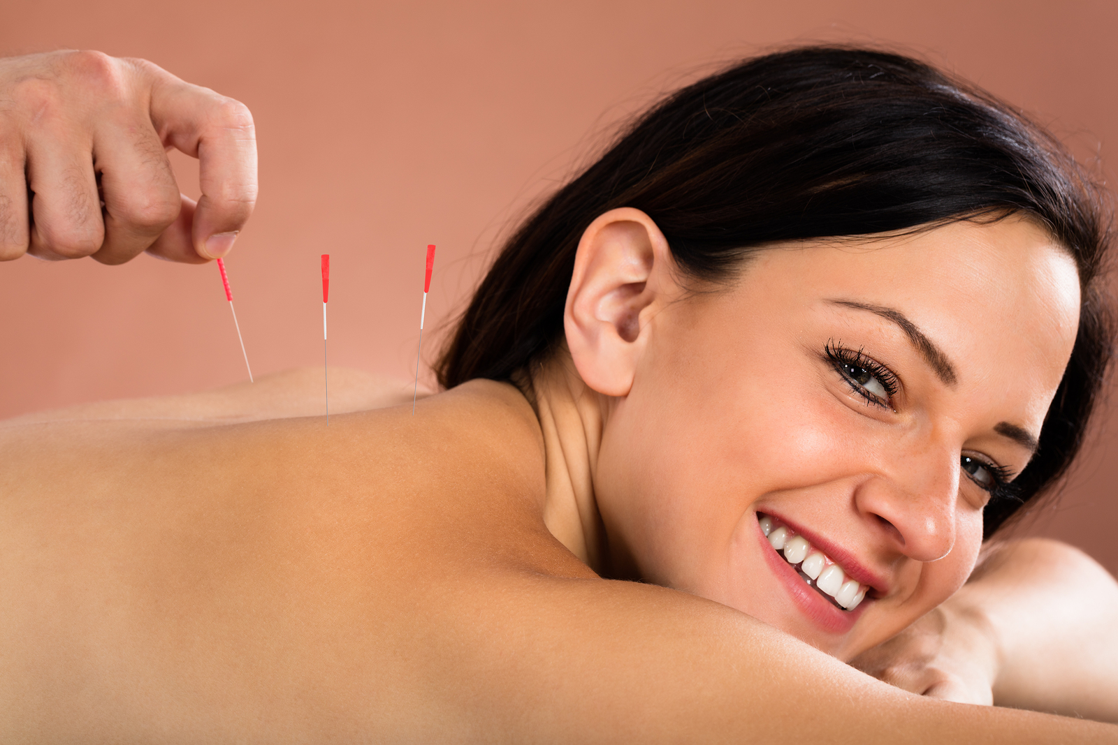 Target pain with Acupressure