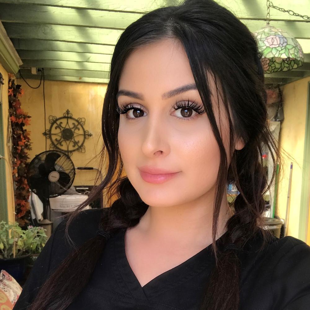 Karolina, newest esthetician at Tuscany Spa