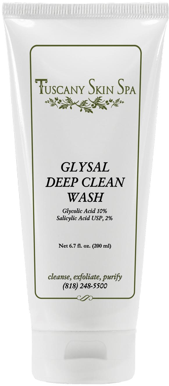 GlySal Deep Clean wash