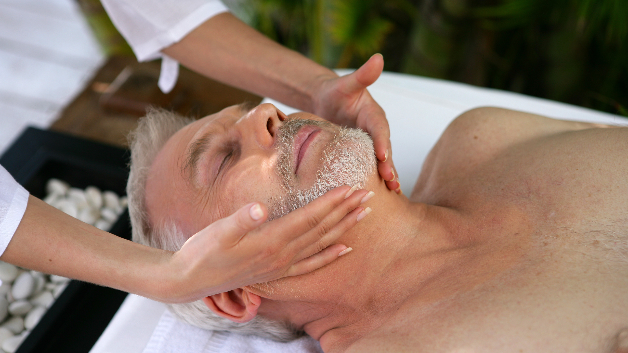 Facial for Dads