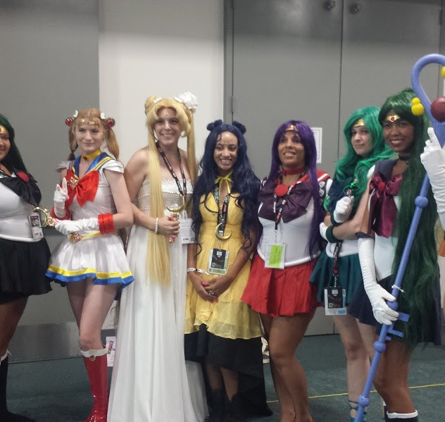 cosplay women