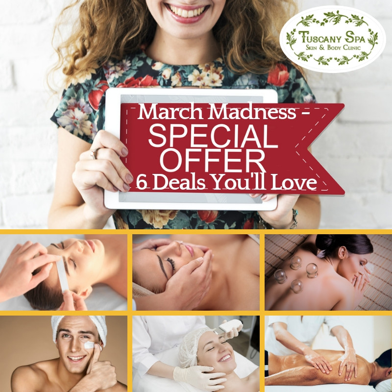 tuscany  spa march madness deals