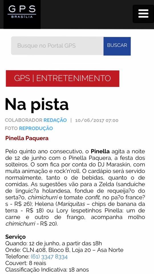 GPS|Brasília