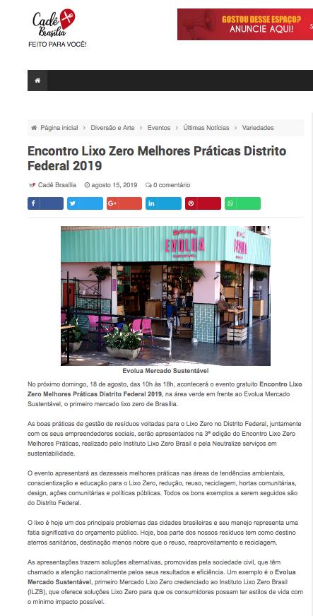 Cadê Brasília