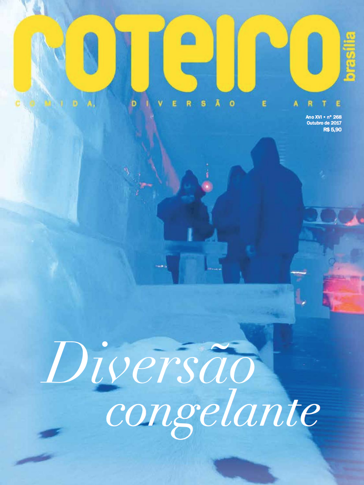 Capa da Revista Roteiro