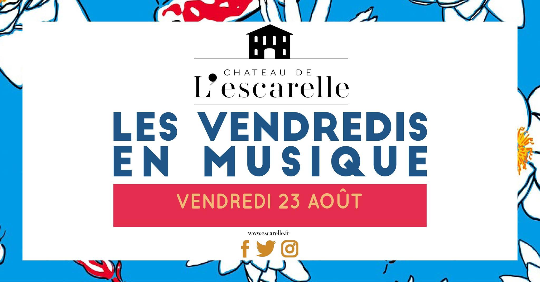 chateau de l'escarelle 23.08.19