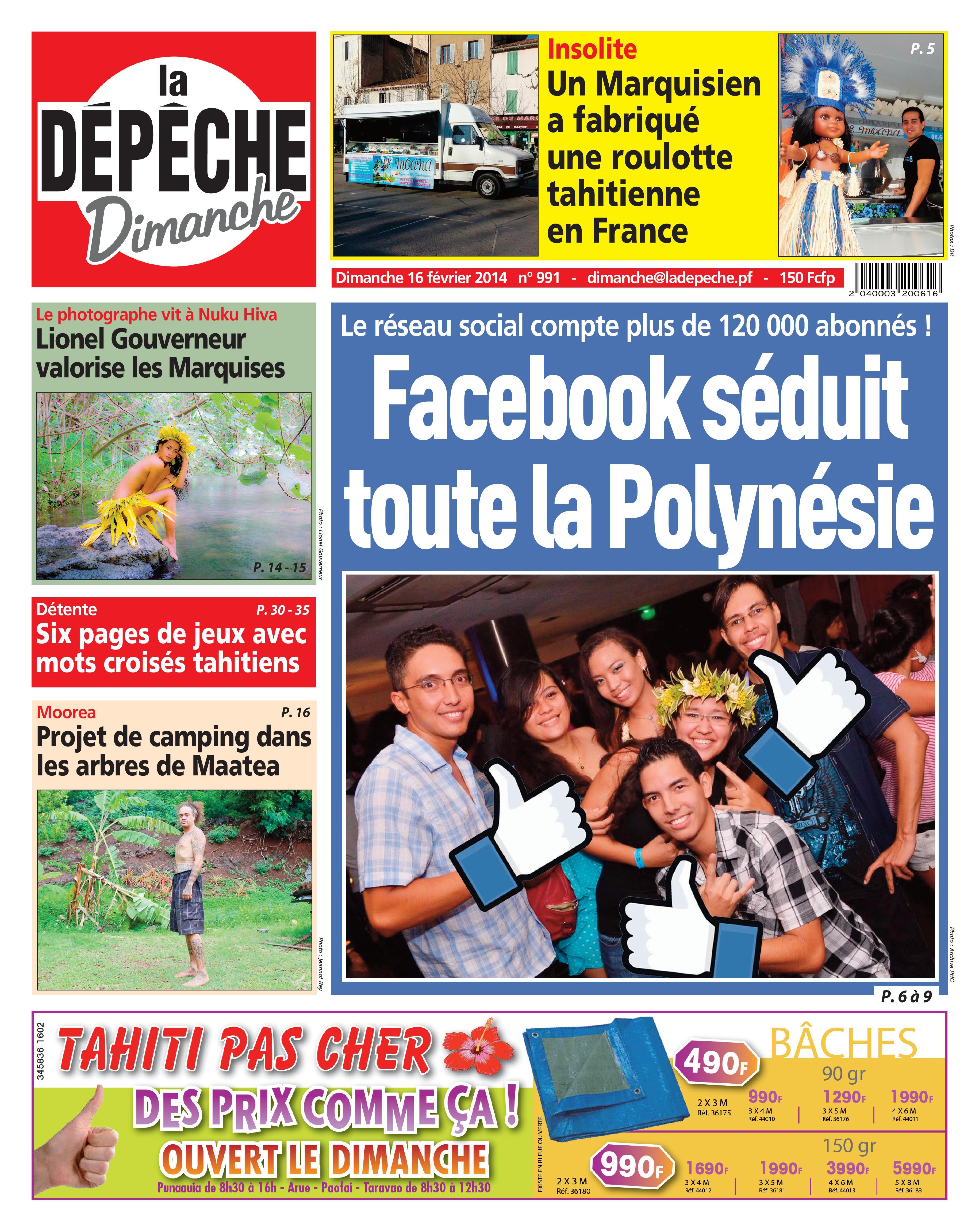 1ere page la depeche DEP160214-001-page-001