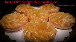 tarte_clémentine_coco_citron