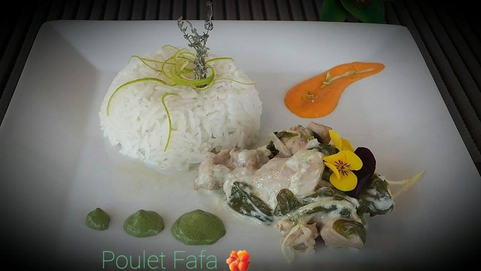 Poulet Fafa