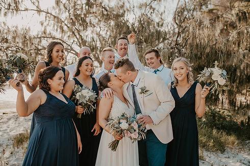 Weddings on Bribie