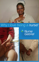 When I think of why I became a nurse I am reminded of Jean Watson's theory of Human Caring as well as the science of Caring. Jean Watson's theory focuses on core concepts of moral commitment to protect and enhance human dignity, respect and love for the person while honoring needs, wishes and rituals. Heart-centered/healing caring based treating the whole person mind, body and spirit. Maintaining balance and inner harmony. Presenting an authentic presence so that the patient and family are able to take comfort in the knowledge that I am here just for them. I find great reward caring for a sick child and bringing comfort while parents grapple trying to understand unexpected and inexplicable life events. The joy I feel when a child takes my finger or smiles at the sound of my voice is unimaginable. I love the idea that I can make a patient and their family feel better just by being there!