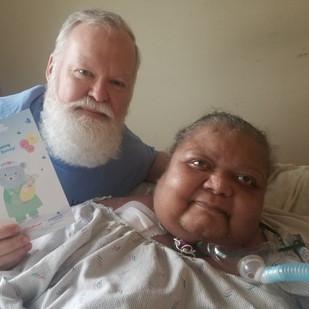 Nurse Mark and Patient Deborah