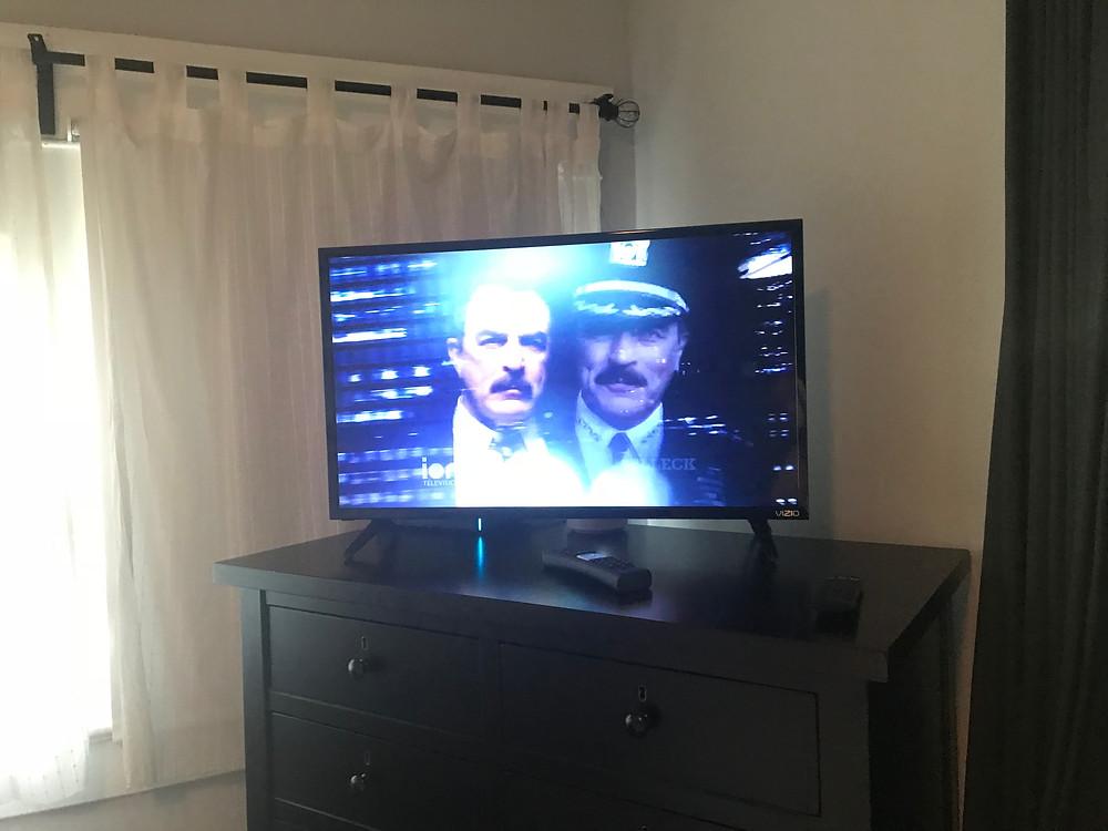 TV Working