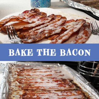 Bake The Bacon!