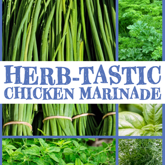 Herb-Tastic Chicken Marinade