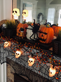 Halloween at Lisa's Lair…