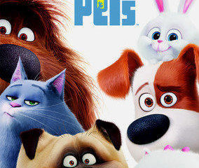 Movies in the Park presents The Secret Life of Pets