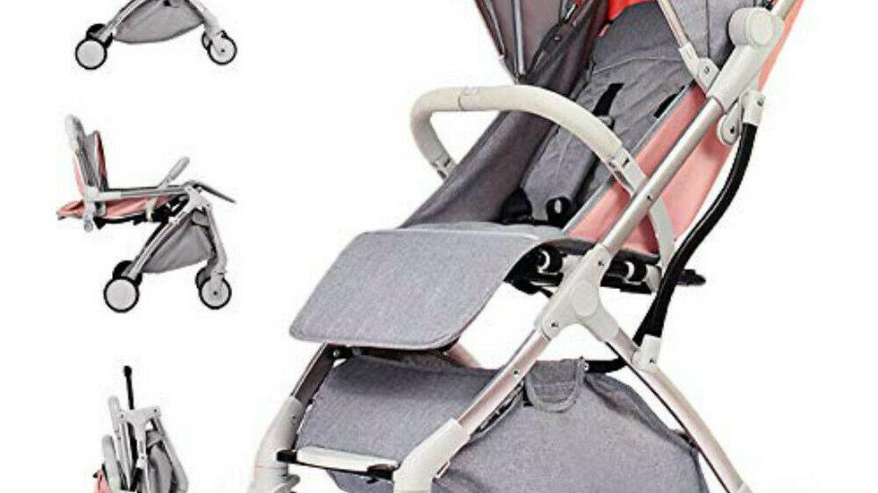 RUXGU Pushchair Lightweight ,Strong Shock Absorption &  Foldable