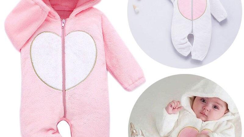 Newborn Clothes Baby Romper  0-12m