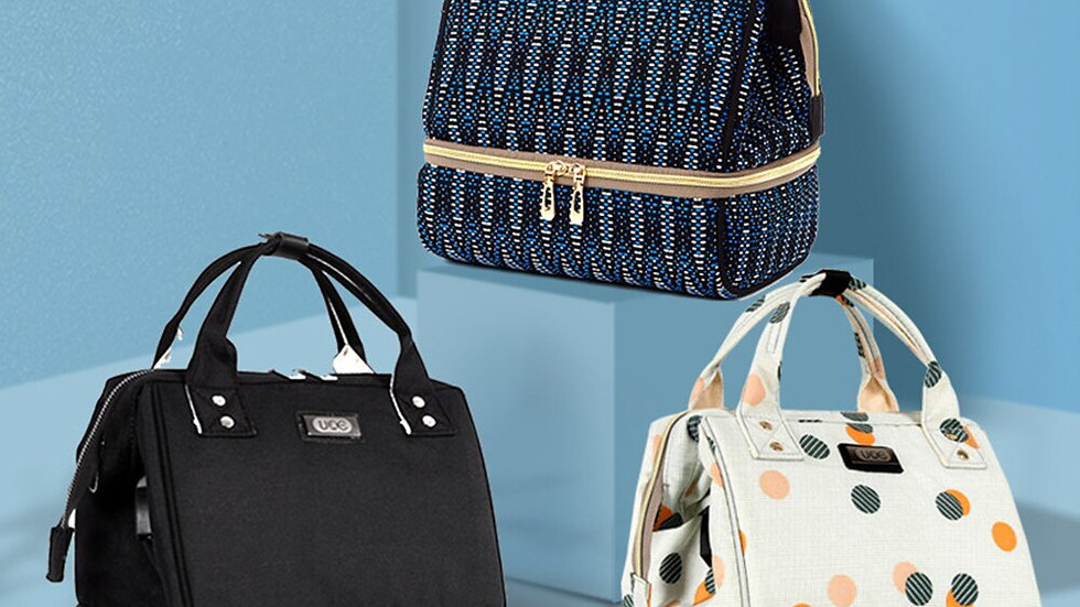 Mummy/Baby Travel Bag
