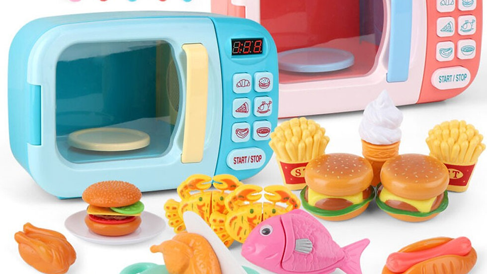 Kids Pretend Play Kitchen Item Toys