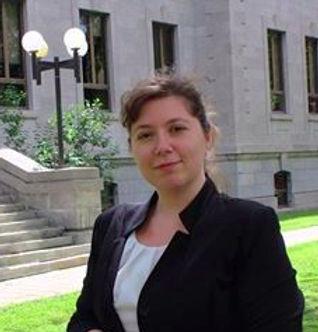 Martine Garceau-Lebel | Martine Garceau-Lebel avocat à Trois-Rivières | Portrait de Martine Garceau-Lebel avocate